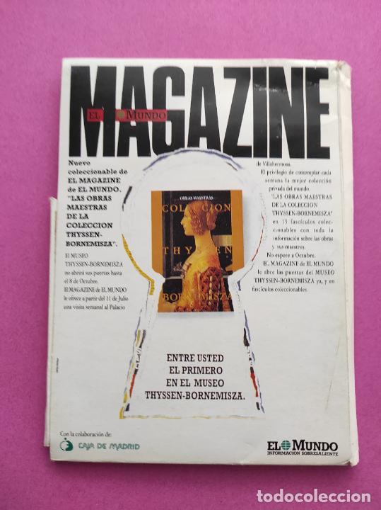 Coleccionismo deportivo: EL LIBRO DEL BASKET ESPAÑOL 93 - REVISTA GIGANTES BASKET 1993 - COMPLETO 9 FASCICULOS - Foto 4 - 263687690