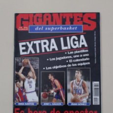 Collectionnisme sportif: REVISTA GIGANTES DEL BASKET. GUÍA ACB TEMPORADA 1994/95. Lote 126273011