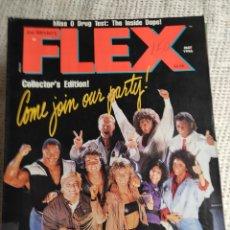 Coleccionismo deportivo: REVISTAS DE CULTURISMO - FLEX MAY 1986 - EDICION USA. Lote 267509119