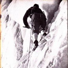 Coleccionismo deportivo: BOLETIN Nº 33 DE LA SECCION DE MONTAÑA Y C.A.D.E. OCTUBRE 1954. Lote 269417498
