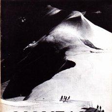 Coleccionismo deportivo: BOLETIN Nº 117 DE LA SECCION DE MONTAÑA Y C.A.D.E.SEPTIEMBRE-OCTUBRE 1968. Lote 269419403