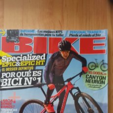 "Coleccionismo deportivo: REVISTA ""BIKE"" - CICLISMO - NÚM. 310 ED. 2 2018 RUTA LAS VEREDAS GRANADA. Lote 269600873"