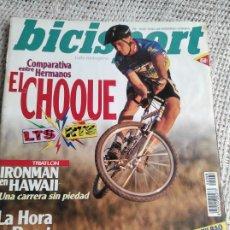 Coleccionismo deportivo: BICISPORT Nº 68 DICIEMBRE 1994 - CICLISMO. Lote 269844673