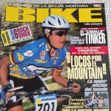 Coleccionismo deportivo: BIKE Nº 26 JUNIO 1994 LA REVISTA DE LA BICI DE MONTAÑA. Lote 269845898