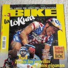 Coleccionismo deportivo: LIBRO ORO DEL MOUNTAIN BIKE Nº 3. Lote 269846758