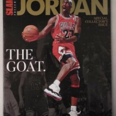 Coleccionismo deportivo: MICHAEL JORDAN - ESPECIAL DE LA REVISTA ''SLAM'' - NBA. Lote 273234788