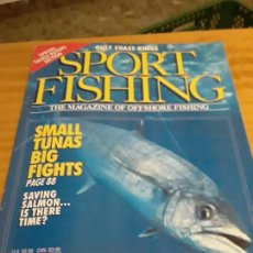 Coleccionismo deportivo: REVISTA DEPORTIVA. SPORT FISHING.VOLUMEN 8, ISSUE 5, MAY 1993.VER INDICE.. Lote 274558468