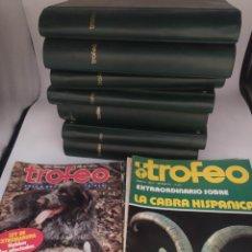 Coleccionismo deportivo: 118 REVISTAS TROFEO Y TROFEO CASA, PESCA Y NATURALEZA. Lote 274811198
