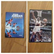 Collezionismo sportivo: ESPECIAL MICHAEL JORDAN EL HIJO DEL AIRE GIGANTES DEL BASKET BALONCESTO REVISTA MAGAZINE NBA BULLS. Lote 275342083