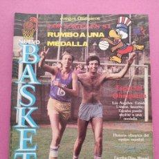 Collezionismo sportivo: REVISTA NUEVO BASKET Nº 122 1984 SELECCION ESPAÑOLA JJOO LOS ANGELES - CELTICS CAMPEON NBA 83/84. Lote 275943253