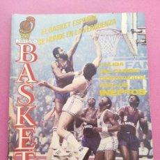 Collezionismo sportivo: REVISTA NUEVO BASKET Nº 120 1984 REAL MADRID-BARÇA - SELECCION ESPAÑOLA PREOLIMPICO 84. Lote 275948103