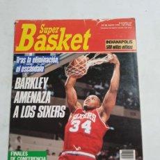 Coleccionismo deportivo: SUPER BASKET Nº 82 ESTADO BUENO MAS ARTICULOS. Lote 276219618