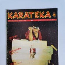 Coleccionismo deportivo: REVISTA KARATEKA N° 15 KARATE 1987. Lote 276279318