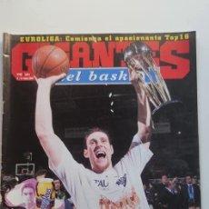 Coleccionismo deportivo: REVISTA GIGANTES DEL BASKET NÚMERO 957: MARZO 2004. Lote 276518578