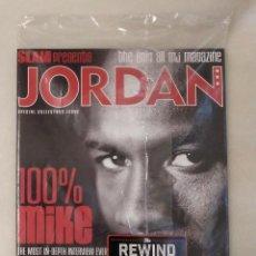 Coleccionismo deportivo: MICHAEL JORDAN - ''100 % MIKE'' - REVISTA MONOGRÁFICA DE ''SLAM'' (1997) - NBA. Lote 277305733