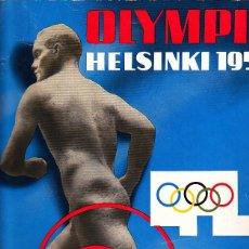 Coleccionismo deportivo: REVISTA OLIMPICA OLYMPIA HELSINKI 1952 Nº 1. Lote 277473328