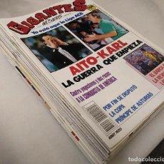 Coleccionismo deportivo: COLECCIÓN DE 33 REVISTAS ''GIGANTES DEL BASKET'' (1989-1990) - NBA. Lote 277668433