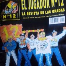 Coleccionismo deportivo: JUGADOR N12 REVISTA ULTRAS. Lote 278185188