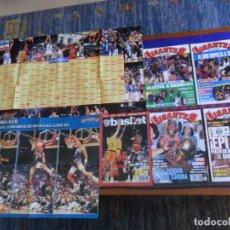 Coleccionismo deportivo: MICHAEL JORDAN CAMPEÓN NBA 1991 DON BASKET 28 GIGANTES 294 267 270 288. REGALO CALENDARIO 92 Y MÁS.. Lote 288158288