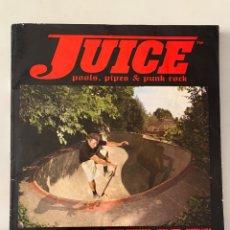 Coleccionismo deportivo: REVISTA SKATE JUICE POOLS PIPES & PUNK ROCK Nº 61. Lote 288183658