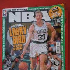 Coleccionismo deportivo: NBA REVISTA DE BALONCESTO Nº 228 -2011 - ESPECIAL LARRY BIRD , MITICOS CELTICS- EDICION ESPECIAL. Lote 288224688