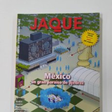 Coleccionismo deportivo: REVISTA JAQUE AJEDREZ Nº 651. MEXICO PARAISO. TDKC118. Lote 288706313