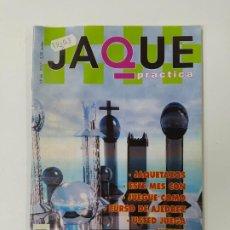 Coleccionismo deportivo: REVISTA JAQUE AJEDREZ Nº 56. 2007. PRACTICA AJEDREZ. TDKC118. Lote 288706843