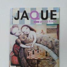 Coleccionismo deportivo: REVISTA JAQUE AJEDREZ Nº 60. 2007. PRACTICA AJEDREZ. BRONSTEIN. TDKC118. Lote 288707218