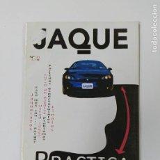 Coleccionismo deportivo: REVISTA JAQUE AJEDREZ Nº 31. PRACTICA AJEDREZ. TDKC118. Lote 288708843