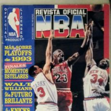 Coleccionismo deportivo: MICHAEL JORDAN - REVISTA NBA Nº 20 (1993). Lote 98415783