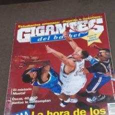 Coleccionismo deportivo: REVISTA...GIGANTES DEL BASKET....NUMERO 647.....1998......POSTER DE DARRYL MIDDLETON.......... Lote 289556338
