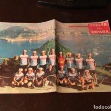 Coleccionismo deportivo: ALMANAQUE VUELTA CICLISTA A ESPAÑA 1969. Lote 290317088