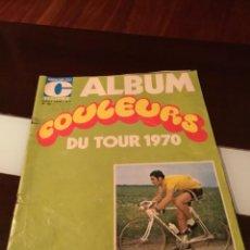 Coleccionismo deportivo: ANTIGUA REVISTA TOUR DE FRANCIA 1970 EDDY MERCKX. Lote 291068693