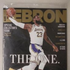 Coleccionismo deportivo: LEBRON JAMES - ESPECIAL DE LA REVISTA ''SLAM'' - NBA. Lote 295385293