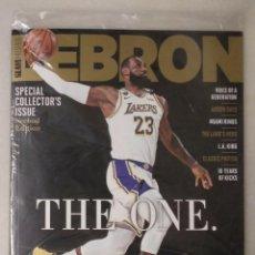 Coleccionismo deportivo: LEBRON JAMES - ESPECIAL DE LA REVISTA ''SLAM'' - NBA. Lote 295756648