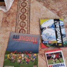 Coleccionismo deportivo: REVISTA MUNDIAL. Lote 295807503