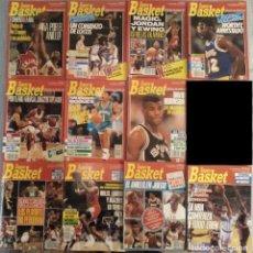 Coleccionismo deportivo: COLECCIÓN DE 35 REVISTAS ''SUPERBASKET'' (1990-1993) - NBA - JORDAN, MAGIC, BIRD, BARKLEY.... Lote 297124383