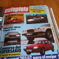 Coleccionismo deportivo: REVISTA AUTOPISTA. 25 FEBRERO 1984. NÚMERO 1284. Lote 297347508