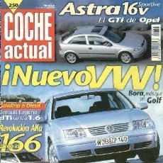 Coches: REVISTA COCHES ACTUAL JULIO 1998. Lote 25866340
