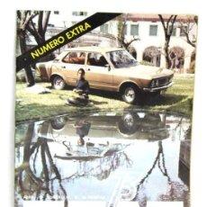 Coches: SEAT 73 REVISTA NUMERO EXTRA DEL AÑO 1968. Lote 4904854