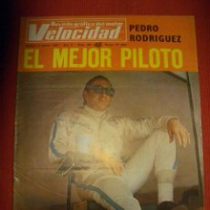 Coches: VELOCIDAD Nº 391 (8 MARZO 1969) EBRO GAMA D. Lote 26890828