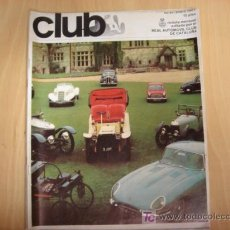 Coches - REVISTA CLUB REAL AUTOMOVIL DE CATALUÑA NUMERO 44 ENERO 1967 - 6404743