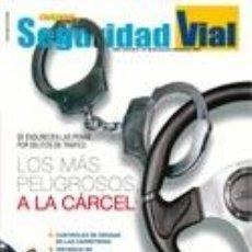 Coches: REVISTA 'TRÁFICO Y SEGURIDAD VIAL', Nº 187. NOVIEMBRE 2007 + SUPLEMENTO.. Lote 20849472