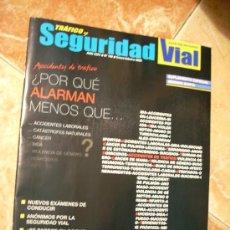 Coches: REVISTA 'TRÁFICO Y SEGURIDAD VIAL', Nº 188. ENERO 2008.. Lote 22148649