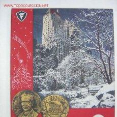 Coches: REVISTA FIRESTONE - HISPANIA - 1950 - Nº 63. Lote 11444349