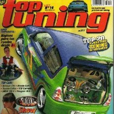 Coches: TOP TUNING Nº 14. Lote 2814218