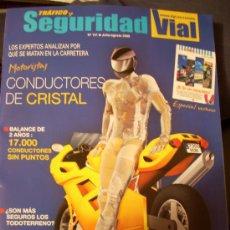 Coches: REVISTA 'TRÁFICO Y SEGURIDAD VIAL', Nº 191. JULIO-AGOSTO 2008. . Lote 23349359