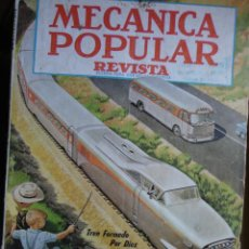 Coches: MECANICA POPULAR.PACKARD CLIPPER 55.NOVIEMBRE 1955. Lote 13378417