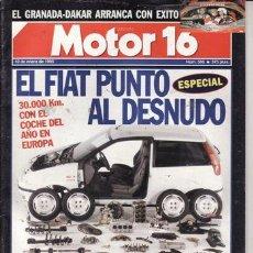 Coches: REVISTA MOTOR 16 Nº 586 AÑO 1994. PRUEBA: VOLVO 850 T5 R. YAMAHA DIVERSION 900.. Lote 109388195