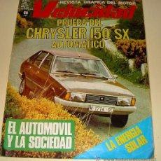 Coches: VELOCIDAD 927 DE 1979. Lote 26409940